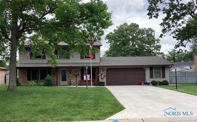 1064 Valley Forge Drive, Defiance, OH 43512 (MLS #6071861) :: CCR, Realtors