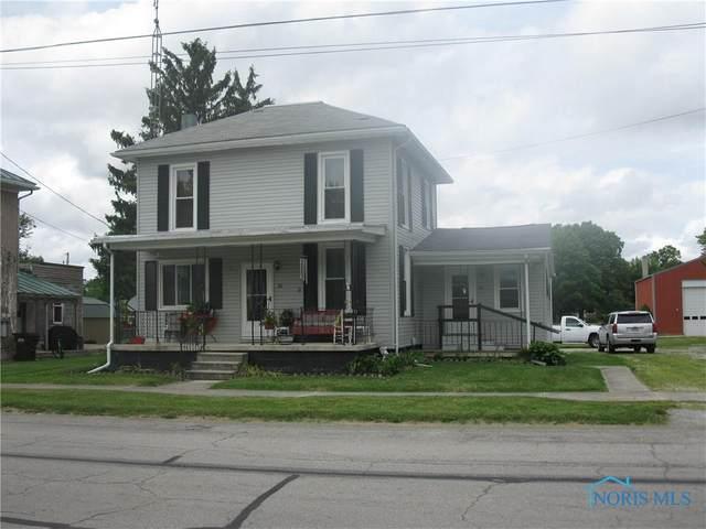 20 W New Haven Street, Bloomville, OH 44818 (MLS #6071904) :: CCR, Realtors