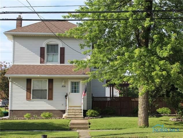 506 E Findlay Street, Carey, OH 43316 (MLS #6071916) :: Key Realty