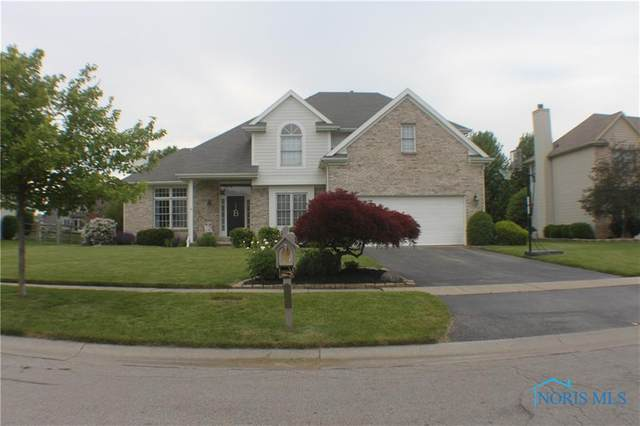 7748 Sioux Ridge Drive, Maumee, OH 43537 (MLS #6071917) :: CCR, Realtors