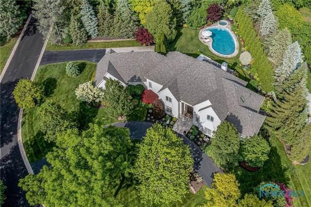 11 Riverhills Lane, Toledo, OH 43623 (MLS #6071927) :: Key Realty