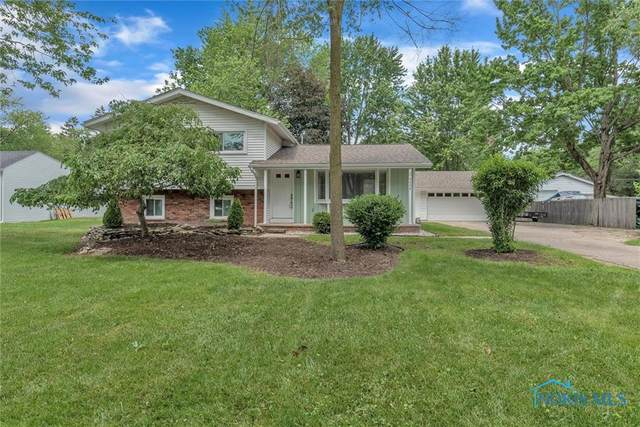 6450 Eastview Drive, Whitehouse, OH 43571 (MLS #6071930) :: RE/MAX Masters