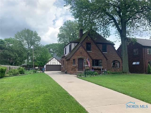 2226 Meadowwood Drive, Toledo, OH 43606 (MLS #6071937) :: CCR, Realtors