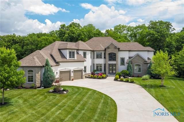3711 Turtle Creek Drive, Perrysburg, OH 43551 (MLS #6071961) :: Key Realty