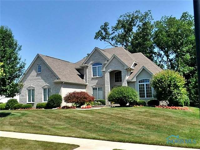 7852 Windsor Wood Court, Maumee, OH 43537 (MLS #6071966) :: CCR, Realtors