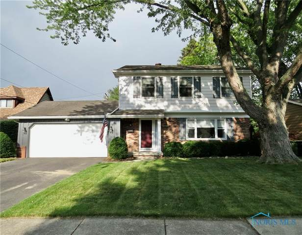 1226 Winghaven Road, Maumee, OH 43537 (MLS #6071997) :: Key Realty
