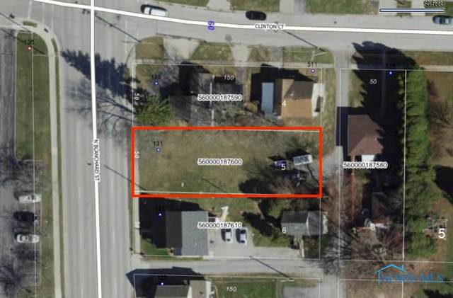 131 N Blanchard Street, Findlay, OH 45840 (MLS #6072047) :: Key Realty