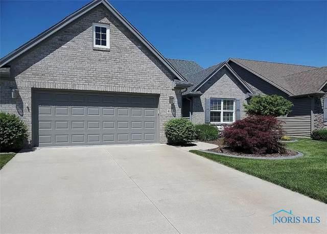 4132 Lake Pine Drive, Maumee, OH 43537 (MLS #6072060) :: Key Realty