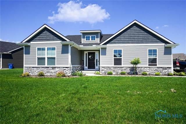 202 Fairchild Road, Oregon, OH 43616 (MLS #6072070) :: CCR, Realtors