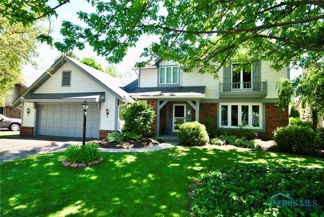 6523 Antoinette Lane, Maumee, OH 43537 (MLS #6072079) :: RE/MAX Masters