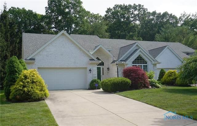 6569 Carrietowne Lane, Toledo, OH 43615 (MLS #6072093) :: CCR, Realtors