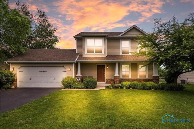 440 Nora Drive, Perrysburg, OH 43551 (MLS #6072111) :: Key Realty