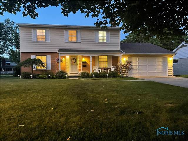2007 Rose Arbor Drive, Toledo, OH 43614 (MLS #6072129) :: CCR, Realtors