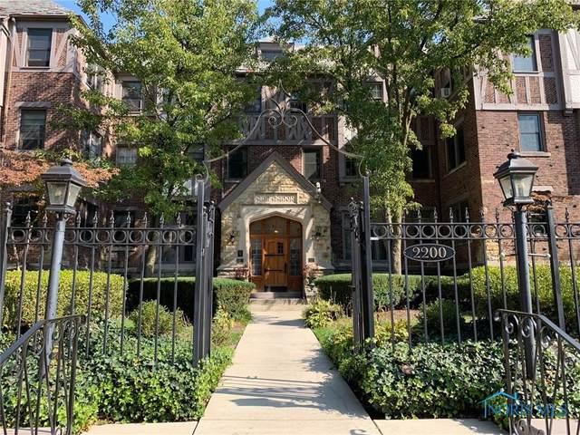 2200 Scottwood Avenue #313, Toledo, OH 43620 (MLS #6072139) :: Key Realty