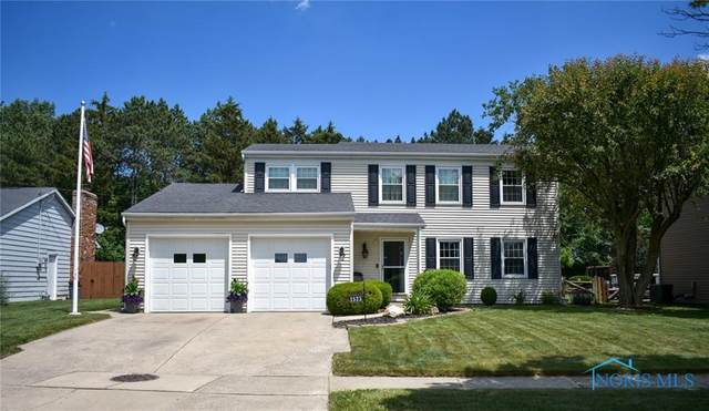 1523 Forester Drive, Oregon, OH 43616 (MLS #6072224) :: Key Realty