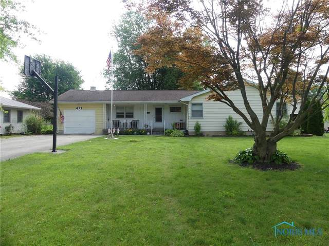 471 N 4th Street, Upper Sandusky, OH 43351 (MLS #6072228) :: Key Realty