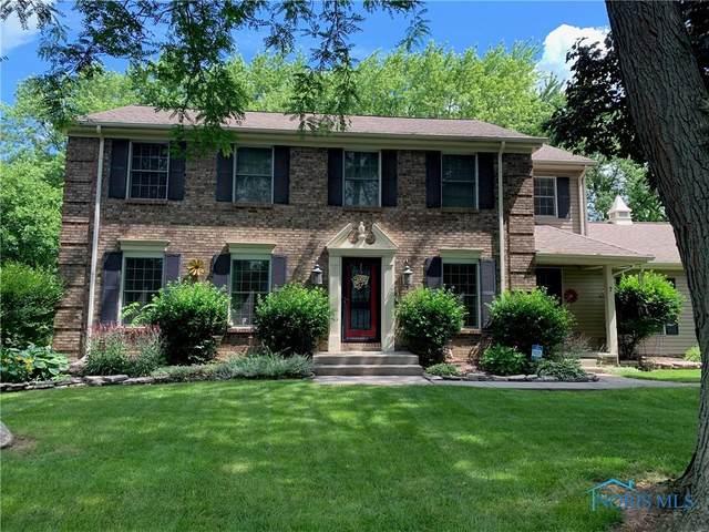7 Ridgewood Circle, Perrysburg, OH 43551 (MLS #6072235) :: RE/MAX Masters