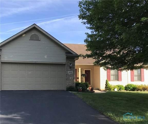 460 Bridgeview Drive, Perrysburg, OH 43551 (MLS #6072244) :: Key Realty