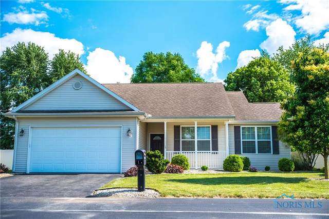 1855 Eggleston Avenue, Findlay, OH 45840 (MLS #6072282) :: Key Realty
