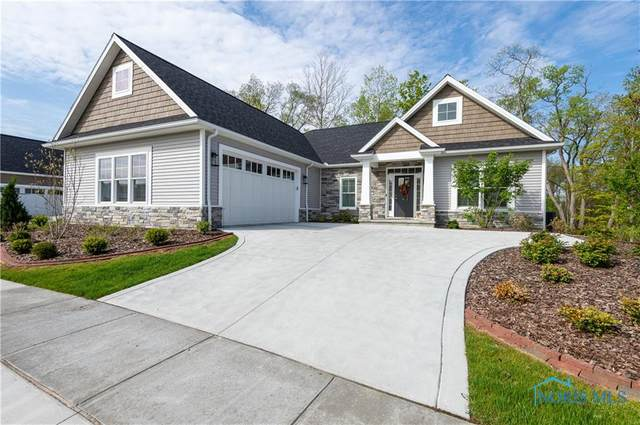 4518 Brakeman Court, Maumee, OH 43537 (MLS #6072285) :: Key Realty