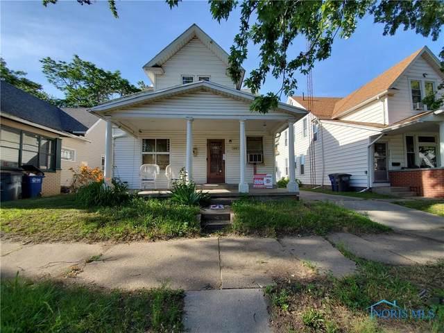 874 Colburn Street, Toledo, OH 43609 (MLS #6072323) :: Key Realty