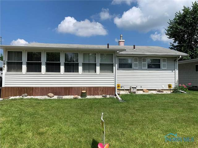1361 Cranbrook Drive, Maumee, OH 43537 (MLS #6072327) :: Key Realty
