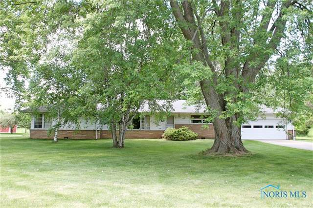 18891 Mercer Road, Bowling Green, OH 43402 (MLS #6072340) :: RE/MAX Masters