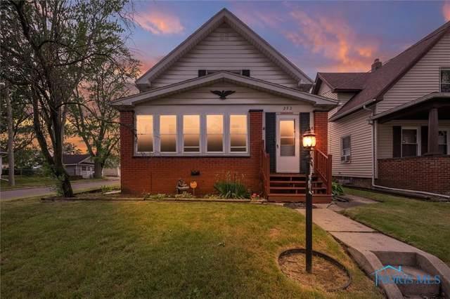252 Somerset Street, Toledo, OH 43609 (MLS #6072349) :: Key Realty