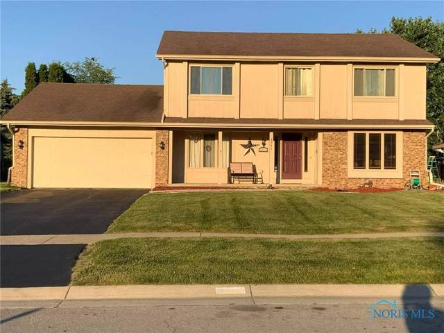 2347 Garden Creek Drive, Maumee, OH 43537 (MLS #6072350) :: RE/MAX Masters