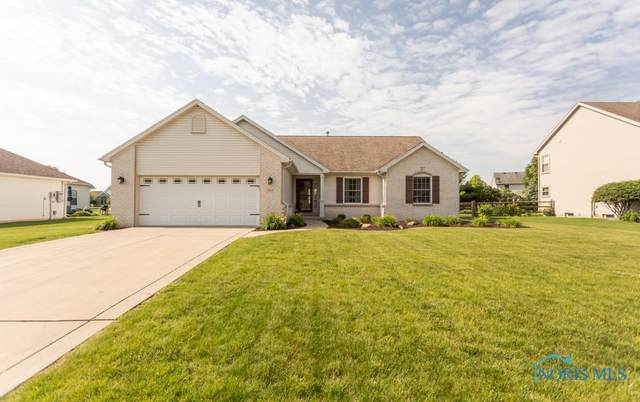 7851 Dana Rae Drive, Waterville, OH 43566 (MLS #6072355) :: RE/MAX Masters