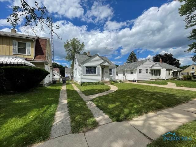 110 W Gramercy Avenue, Toledo, OH 43612 (MLS #6072362) :: Key Realty