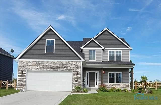 5543 Harris Hawk Lane, Sylvania, OH 43560 (MLS #6072368) :: RE/MAX Masters
