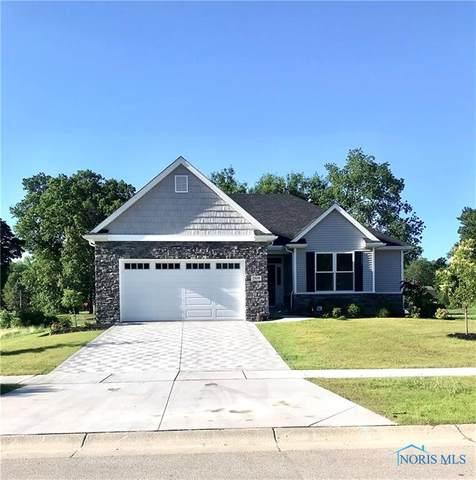 7509 King Acres Drive, Toledo, OH 43617 (MLS #6072373) :: Key Realty