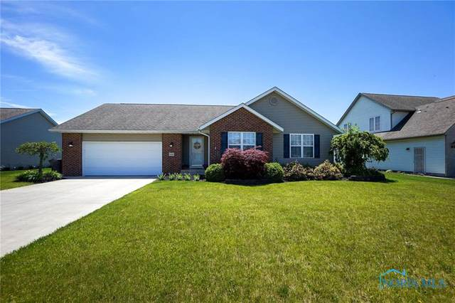 15303 Bent Tree Drive, Findlay, OH 45840 (MLS #6072409) :: Key Realty