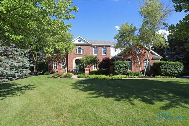 26236 Chapelgate Court, Perrysburg, OH 43551 (MLS #6072450) :: RE/MAX Masters