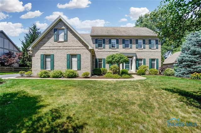 4805 Country Walk Lane, Sylvania, OH 43560 (MLS #6072460) :: RE/MAX Masters