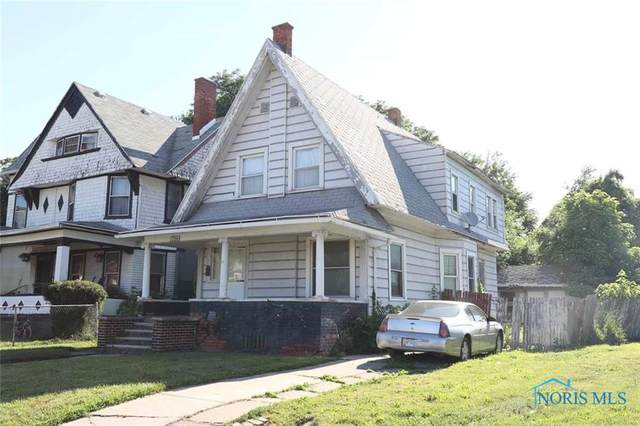 2218 Rosewood Avenue, Toledo, OH 43606 (MLS #6072492) :: Krch Realty