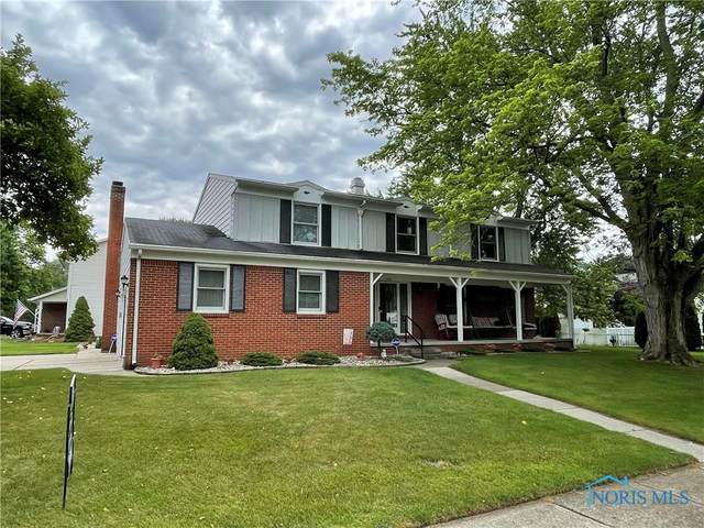 332 Hickory Lane, Waterville, OH 43566 (MLS #6072504) :: Key Realty