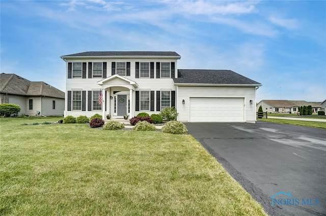 1408 S Redhawk Drive, Perrysburg, OH 43551 (MLS #6072506) :: Key Realty