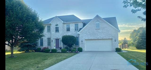 4140 Herdmans Circle, Maumee, OH 43537 (MLS #6072517) :: RE/MAX Masters