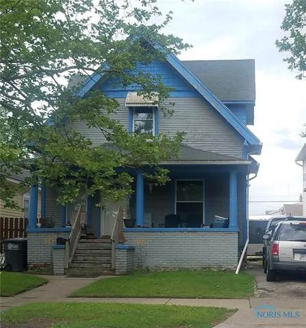 1242 South Avenue, Toledo, OH 43609 (MLS #6072522) :: Key Realty