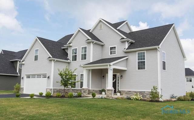 107 Barton Creek Drive, Perrysburg, OH 43551 (MLS #6072577) :: RE/MAX Masters