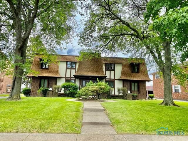 5544 Cresthaven Lane, Toledo, OH 43614 (MLS #6072673) :: Key Realty