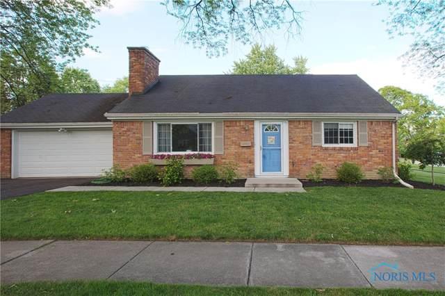 121 Pine Street, Perrysburg, OH 43551 (MLS #6072790) :: CCR, Realtors