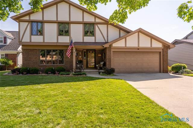 1202 Winghaven Road, Maumee, OH 43537 (MLS #6072890) :: CCR, Realtors