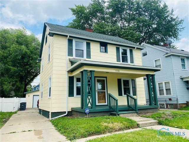 1726 Alvin Street, Toledo, OH 43607 (MLS #6072935) :: CCR, Realtors