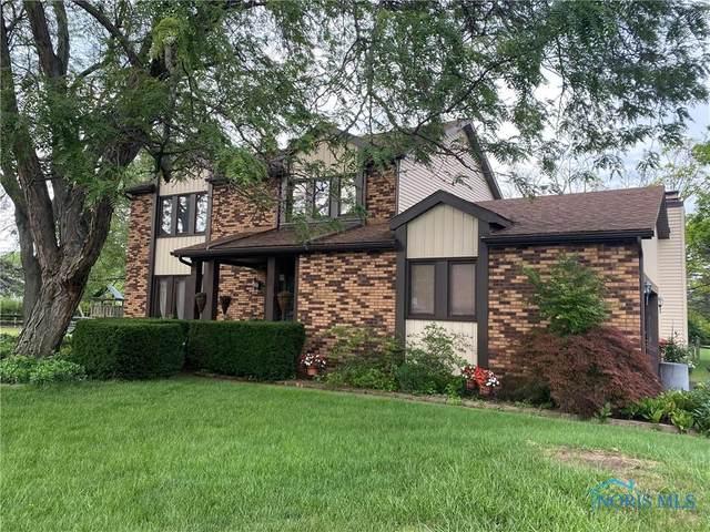 712 Briarwood Circle, Perrysburg, OH 43551 (MLS #6072977) :: CCR, Realtors