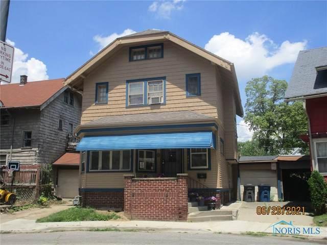 444 Evergreen Court, Toledo, OH 43610 (MLS #6072992) :: Key Realty