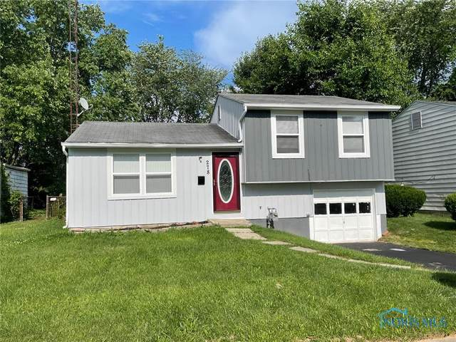 278 Kingswood Trail Drive, Toledo, OH 43615 (MLS #6073044) :: CCR, Realtors
