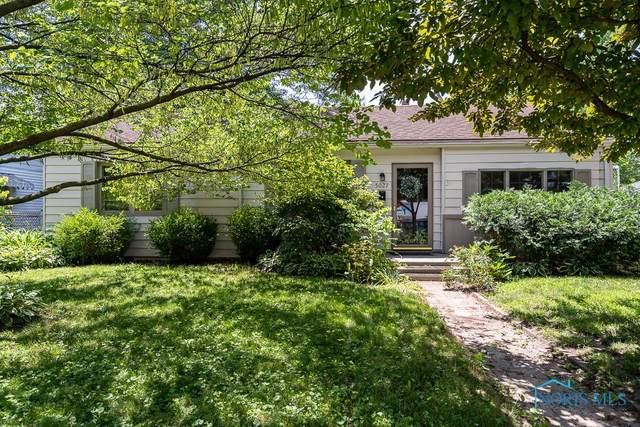 5027 Wissman Road, Toledo, OH 43615 (MLS #6073131) :: Key Realty